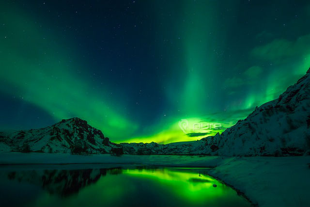 Incredible Iceland New Years Eve
